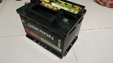 Продаю аккумулятор OBERON для легковых автомобилей, мощность 60 мАч