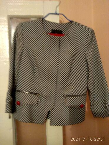 Личные вещи - Александровка: Пиджак с красной юбкой