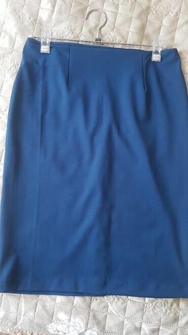 Продаю юбки женские. Синяя новая,размер 44 от Фаберлик. Ткань не