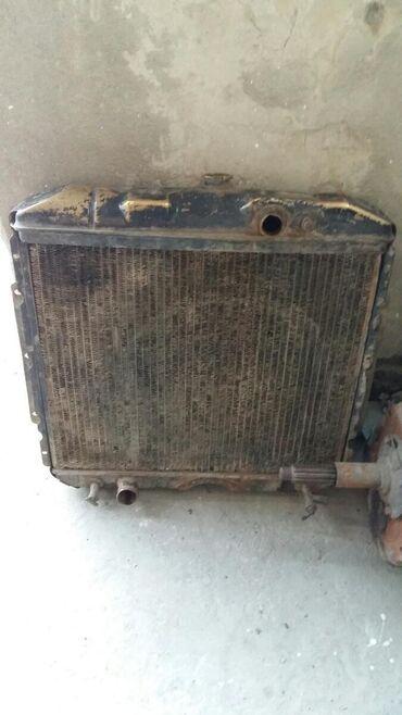 купить газ 53 самосвал бу в Кыргызстан: Радиатор на газ 53 сост. Отличное