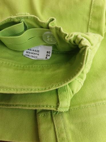 Benetton καπρι λαχανι παντελονακι 24 μ. 90 εκ. σε Αθήνα - εικόνες 2