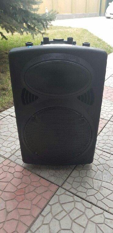музыкальная-колонка в Кыргызстан: Сдается в аренду музыкальная колонка. Есть bluetooth, aus, usb порт