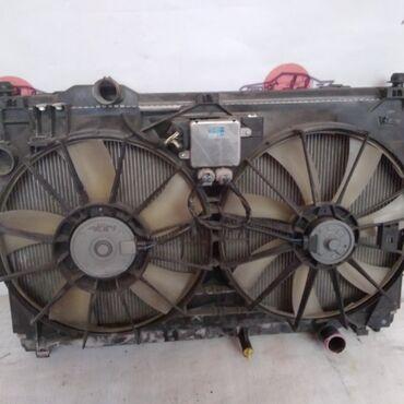Вентилятор диффузор Lexus Gs S190 2GR-FSE 2007