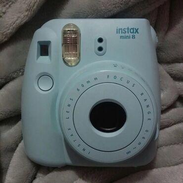 fujifilm finepix s2950 в Азербайджан: Instax mini 8 . polaroid . işlənmiş/использованный / casenan
