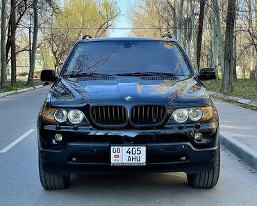 BMW - Газ - Бишкек: BMW X5 4.4 л. 2006