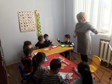 Частный детский сад Инсан набираем детей в подготовительной группе
