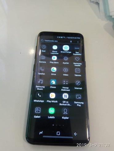 Bakı şəhərində Samsung galaxy s8 64 GB
