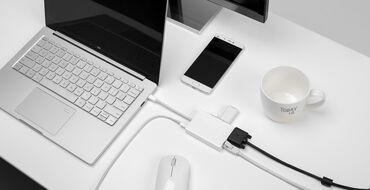 3g usb modem в Кыргызстан: АДАПТЕР XIAOMI MI USB-C TO VGA AND GIGABIT ETHERNET