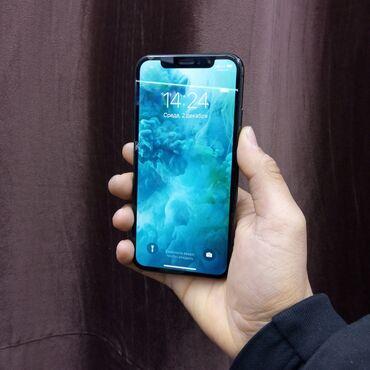 Apple Iphone - Модель: iPhone X - Бишкек: Б/У iPhone X 256 ГБ Черный
