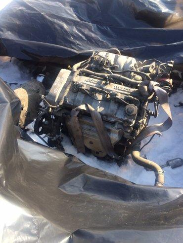Продаю на Мазду Примаси двигатель с коробкой в сборе обьем 1.8 бензин в Бишкек