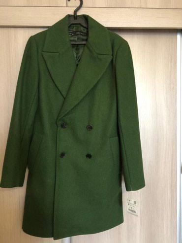 Пальто, женское, ZARA, размер M в Бишкек