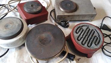Ostalo | Nova Pazova: Električni rešoi sa slike, 6-komada, polovni-ispravni,pogodni za
