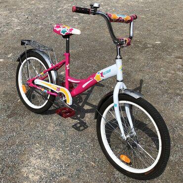 велосипеды для малышей в Кыргызстан: Продаю детский велосипед, Altair - city bike 20, 7-10 лет, хорошое сос