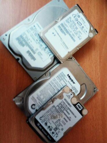 Hard Disklərin Satışı: PC 3.5 Hard disklər 100% 20Gb - 5 azn. 40Gb - 1