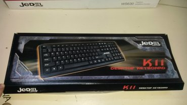 Keyboard jdel k-11 computers ucun cox rahat bir klaviaturadi. в Bakı