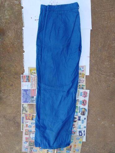 Radne pantalone - Srbija: Polovne -neoštećene letnje radne pantalone sa slike,broj 56, šaljem