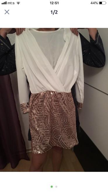 Potpuno nova haljina, sa etiketom, S velicina - Pancevo
