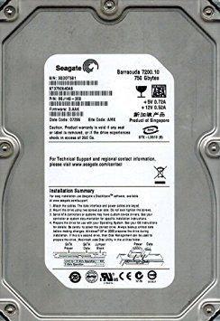 """500g hdd в Кыргызстан: 750GB HDD SATA-16MB Seagate """"Barracuda 7200.10 ST3750640AS"""" (7200rpm"""