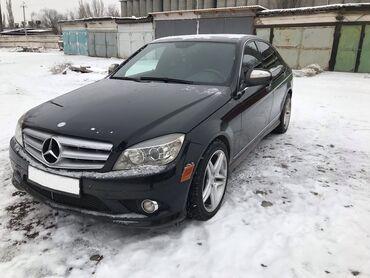 запчасти для мерседес гелендваген в Кыргызстан: Mercedes-Benz C-Class 3 л. 2008 | 105000 км