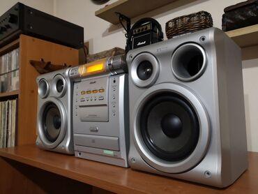 Zvučnici i zvučni sistemi | Srbija: Sony CHC - TB 10 ispravna skroz