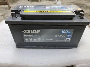 аккумуляторы для ибп yoso в Кыргызстан: Аккумулятор Exide 100ah