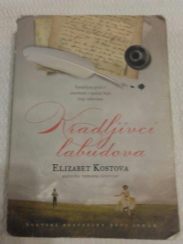 Elizabet Kostova KRADLJIVCI LABUDOVA cena 250 din - Belgrade