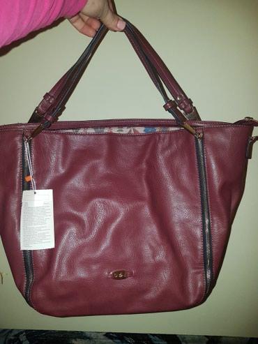 David Jones torba,potpuno nova,bordo boje. Dobila sam je za rođendan
