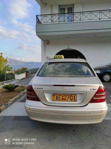 Mercedes-Benz C 200 2.2 l. 2003 | 735116 km
