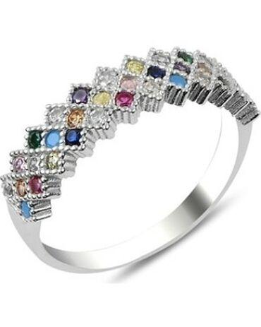 Серебрянный кольцо Турция проба 925 serebro_alfiya
