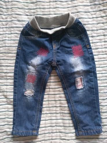 Продаю джинсы на мальчика в отличном в Бишкек