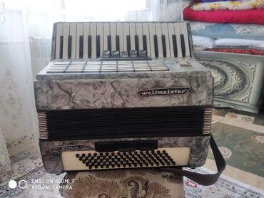 Срочно продаю аккордеон в хорошем состоянии