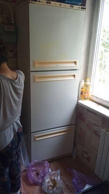 | На запчасти холодильник