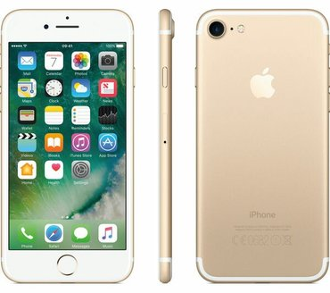 IPhone 7  gold  128gb.  в Бишкек - фото 2