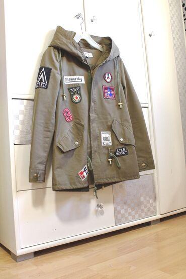 Je kaput jer - Srbija: Ženska jaknaProdajem jaknu kupljenu U Berlinu ove godine, nošena dva