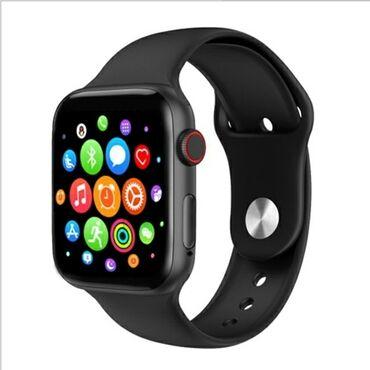 Qol saatları - Şirvan: Qara Uniseks Qol saatları Apple