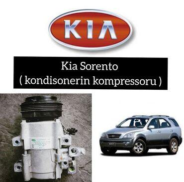 Islenmis telefonlarin satisi - Азербайджан: Kia Sorento - kondisonerin kompressoru----Kia Sorento ucun istediyiniz