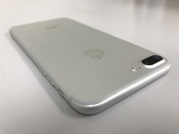 IPhone  Apple iPhone 7 Plus 128GB Silver в Бишкек