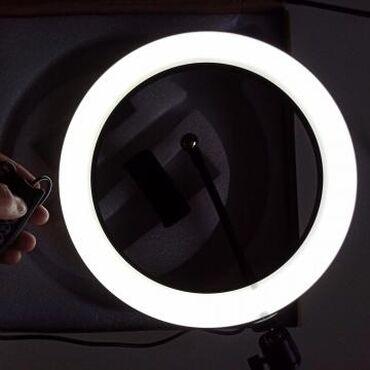 Аксессуары для фото и видео в Кыргызстан: Кольцевая лампа Селфи лампа✔Все размеры: 26 см, 32 см, 33 см, 36 см