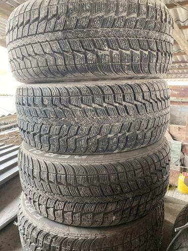 225 50 17 зимние шины в Кыргызстан: Зимняя резина, Камри и т.д. R17 225/50 б/у Цена 10 тыс. комплект. Ко