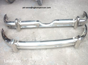 Jaguar MK2 S/S bumper (59-67) in Bhimeshwor