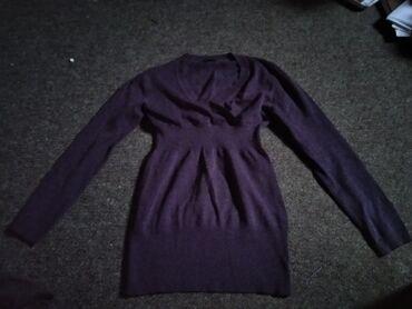 Prelepa zenska bluza u ljubicastoj boji, prelepo stoji i jako dobro se