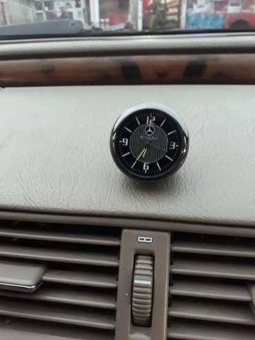 arenda avtomobiller в Азербайджан: Avtomobiller ucun saat