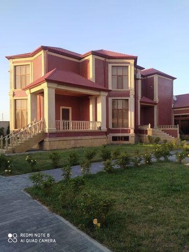 1 gunluk kiraye bag evleri merdekan in Azərbaycan | GÜNLÜK KIRAYƏ MƏNZILLƏR: 250 kv. m, 6 otaqlı, Kombi, Hovuz, Kürsülü