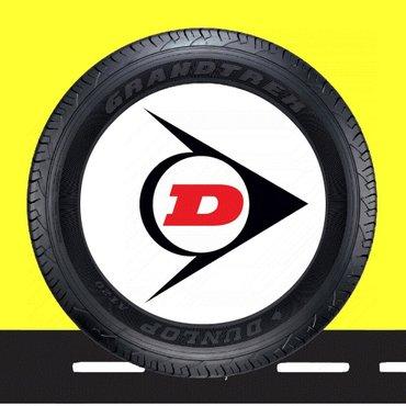 Bakı şəhərində Dunlop yapon tekerleri