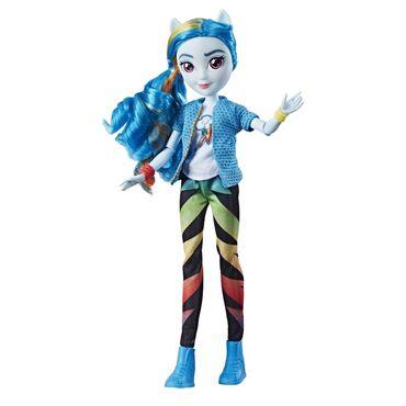 Игрушки - Бишкек: Кукла Rainbow Dash из серии Equestria girls, My Little PonyРадуга Дэш