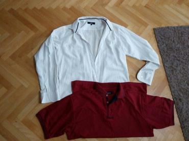 Kosulja: i poklon majica M - Nis