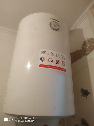 Электроника - Кара-Суу: Водонагреватель 80 литров, состояние отличное, хорошо держит тепло и