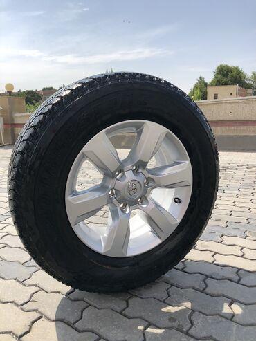 audi rs 4 27 t - Azərbaycan: Pradonun Orginal Bridgestone teker. ve diski. Teze alinannan salafan