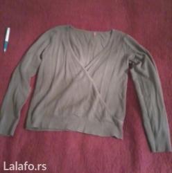 Pantalone boja maslinasto zelena kvalitetne super meka - Srbija: Maslinasto zelena bluzaVeličina (USA): MBoja: ZelenaProizvođač