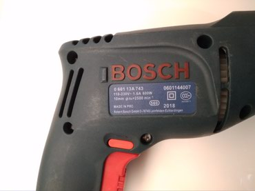 Дрель BOSCH 600вт. абсолютно новый в Бишкек
